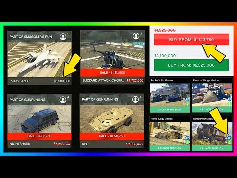 GTA 5 Online NEW DLC Content Info - Vehicle Released, Incredible Discounts, 2X Money Bonuses & MORE!
