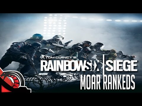 MOAR RANKEDS   Rainbow Six Siege - En directo c/ None, Eruby ...