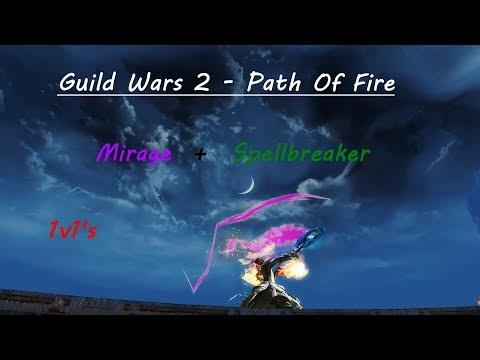 Guild Wars 2 - Power Mirage & Spellbreaker PvP Montage - 1v1's