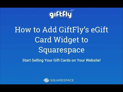 How to Start Selling Gift Cards on Your Squarespace Website