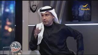 #x202b;المخرج ثامر الصيخان: انا ضد دخول مشاهير السناب مجال التمثيل#x202c;lrm;