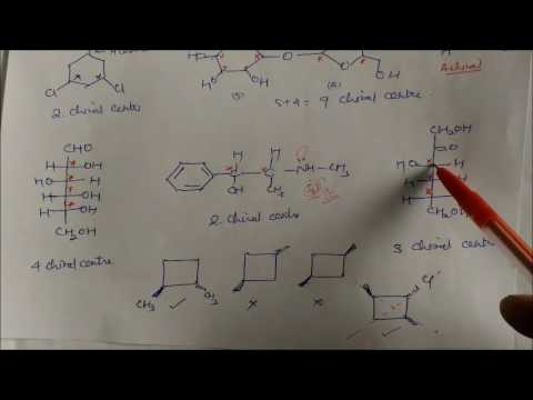 What is Chiral carbon ? With Examples: Optical Isomerism : LN- 13 CLASS XI CHEMISTRY