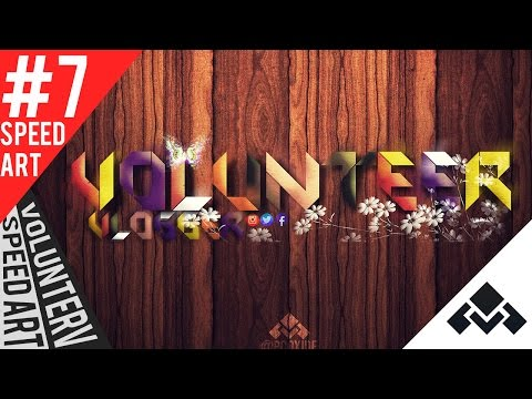 Speed Art #8 | Colorful Colors #Photoshop