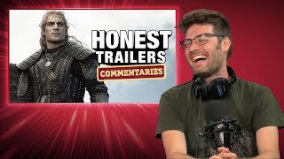 Honest Trailers Commentary | The Witcher