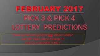 Nc Lottery Pick 4 Predictions Gastronomia Y Viajes
