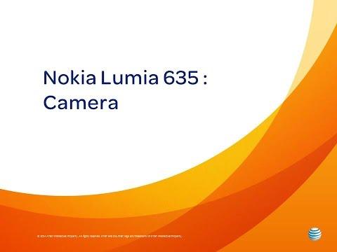 Nokia Lumia 635 : Camera