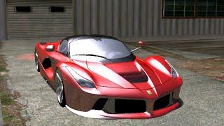 GTA SA Ferrari 360 Spider (MOD) Android - PakVim net HD