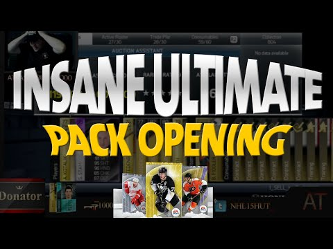 NHL 14 HUT | Pack Opening 90+ Pulls in 1 Pack