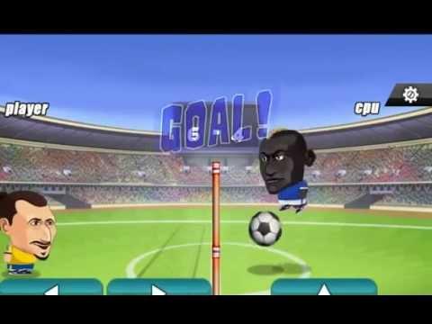 Head Football for Android ( Samsung Galaxy Tab 3 10.1 )