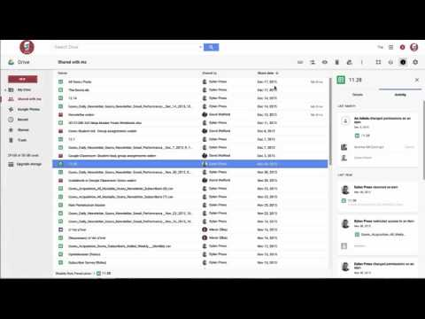 These Two Buttons in Google Drive Will Help Keep You Organized