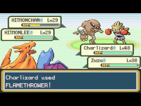 LP#1 Pokémon Fire Red :: Part 32 ~ T-Bone Up