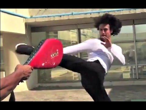 Tiger Shroff Kicks Training Compilation Video