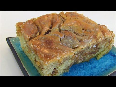 Betty's Cinnamon Swirl Cake