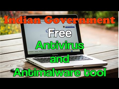 Indian Government Launches Free Antivirus Software - How to Download?