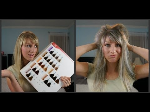 Why did my highlights turn gray? Haircolor 101: Levels and Undertones | Ask a stylist