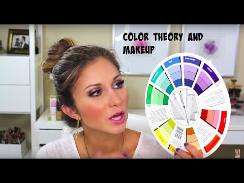 Color Theory and Makeup Application