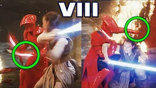 Movie Mistake in Star Wars The Last Jedi Explained