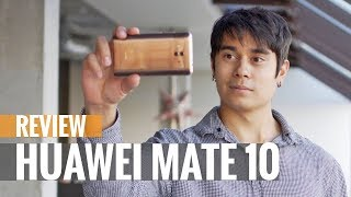 Huawei Mate 10 Review - Rise of the machines?