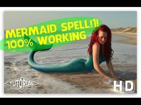 *TESTED* REAL MERMAID SPELL WORKS 100% LEGIT NO KIDDING REALLY WORKS