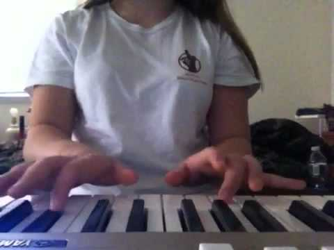 Metallica-one: intro(piano)