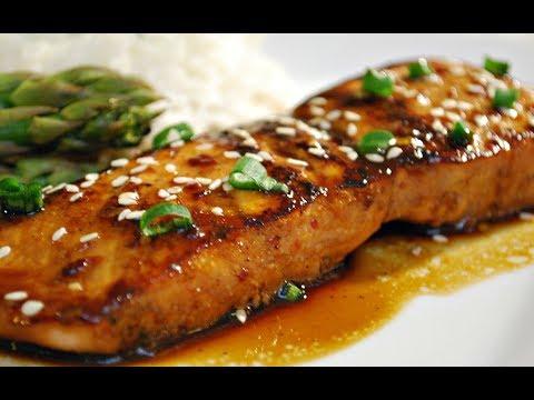 Quick and EASY Salmon Teriyaki Recipe