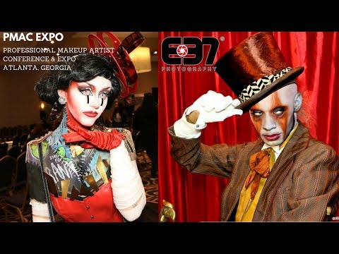 Professional Makeup Artist Conference Expo  Fantasy & BodyArt