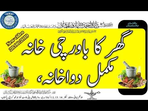 Bawarchi Khana Mukammal Dawa Khana | New Video | 28 06 2019
