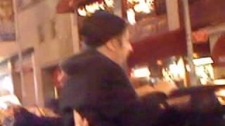 Al Pacino Outside His Broadway Showwhoo Ah