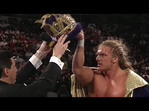 Xxx Mp4 Hunter Hearst Helmsley Wins The King Of The Ring Tournament WWE King Of The Ring 1997 3gp Sex