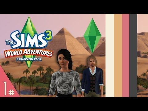 Sims 3: World Adventures | Part 1