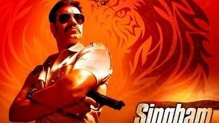 Singham Title Song Full HD Video | Feat. Ajay Devgan