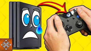 10 Confessions Of A PS4 Pro Gamer After Buying An Xbox One X