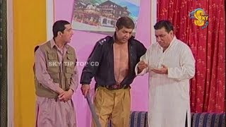Nasir Chinyoti and Zafri Khan Best Stage Drama Full Comedy Clip | Pk Mast