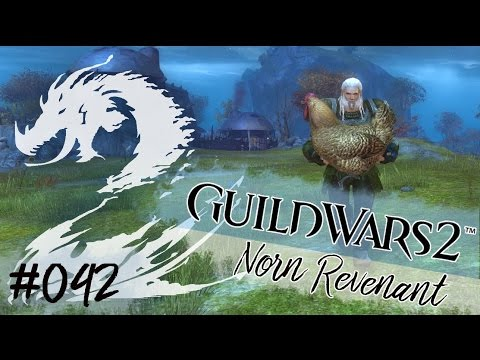 GUILD WARS 2 ★ #042 Incoming Fladen ★ Norn Widergänger ★ German