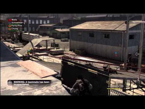 [HD] Socom 4 Leviathan Custom Campaign