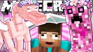 If Minecraft Mobs were Girls