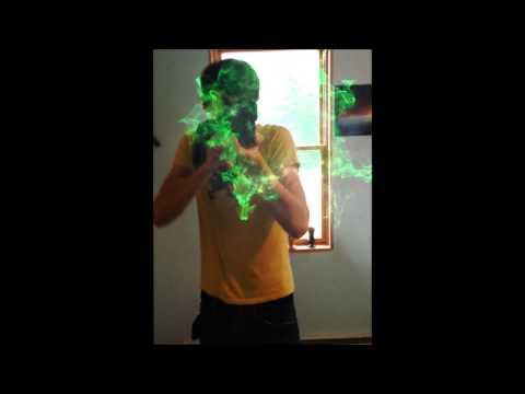 Laser Gun effect