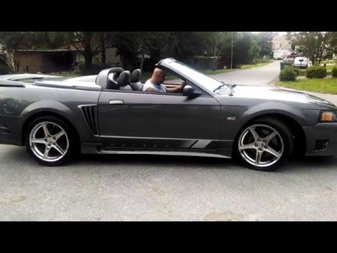 For Sale 2004 Saleen S281 Supercharged Convertible...