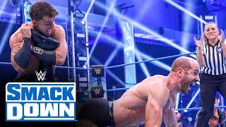 Shorty G vs. Cesaro: SmackDown, May 29, 2020