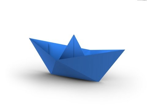 How To Make A Simple Origami Boat That Floats (HD)