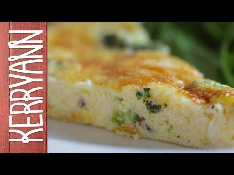 Homemade Frittata | Kerryann Dunlop