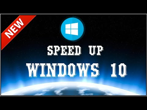How to Speed Up Windows 10 Performance 100%