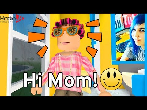 Giving My Mom A Tour Of The TACO CRIB! | Roblox Bloxburg Roleplay