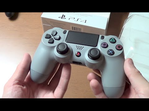Unboxing Dualshock 4 20Th Anniversary Edition [ITA]