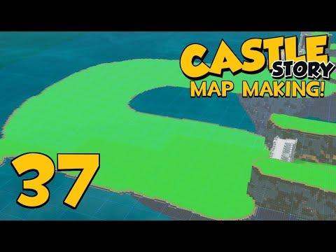 Castle Story Map Making - Corruptron Fortress - Part 37