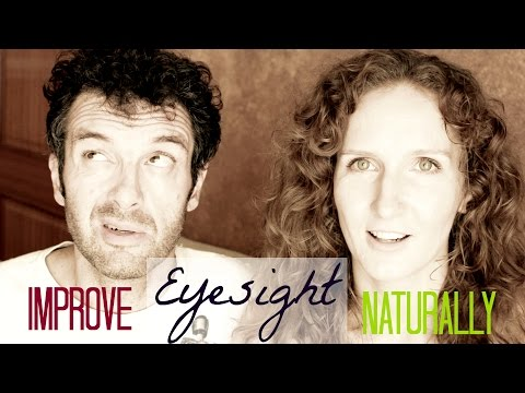 Improve Eyesight Naturally with 6 Eye Exercises: Our Story and Tips