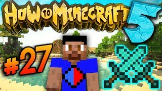 BATTLEDOME EVENT! - How To Minecraft S5 #27