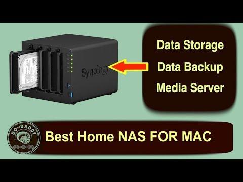 How to Setup a Home NAS - Best NAS for Mac (2018)