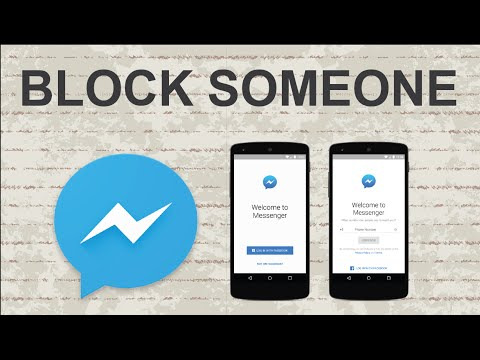 How to block someone on Facebook Messenger | Mobile App