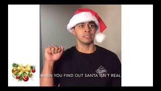 Funniest Christmas Moments | David Lopez